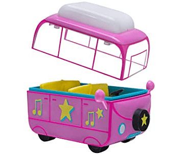 Peppa Pig vehiculo Little Celebration Camper.