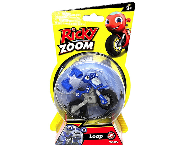 Ricky zoom amigos LOOP