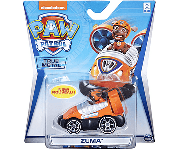 ZUMA TRUE METAL PAW PATROL