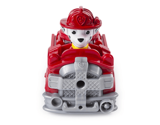 Paw patrol rescue racer Marshall