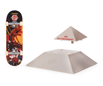 TECH DECK OBSTACULOS STREET HITS