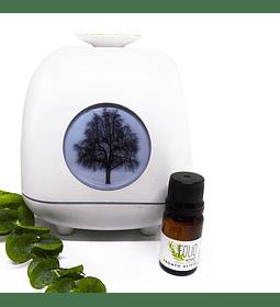 Aceite esencial- Aromaterapia - Respiro profundo