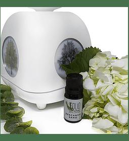Aceite esencial- Aromaterapia - Descanso sano