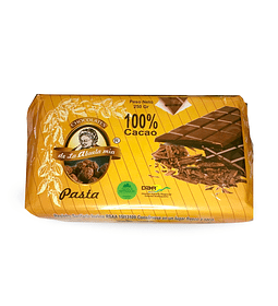 Chocolate en barra – Cacao 100%