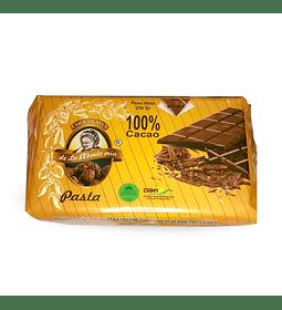 Chocolate en barra – Cacao 100%
