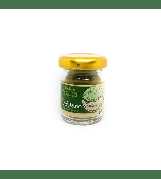 Especia Orégano