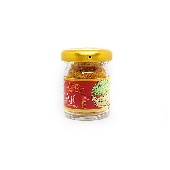 Especia- Ají pique