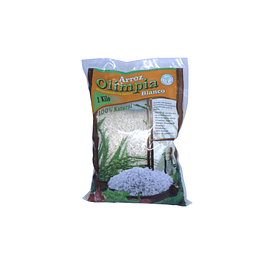 Arroz blanco 100% Natural - 1 kg