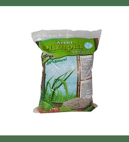 Arroz Integral 100% Natural - 1 kg