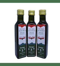 Aceite de Sacha Inchi 250 ml - Tierra Andina