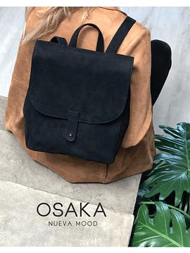 OSAKA / GAMUZA NEGRA