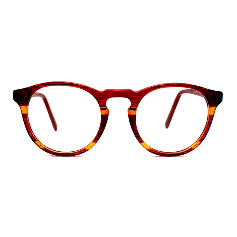 Watts - Tortoise Rojo & Naranjo