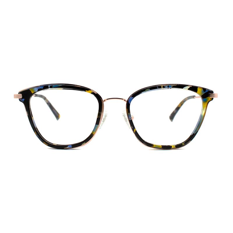 MK002 - Tortoise Azul & Amarillo