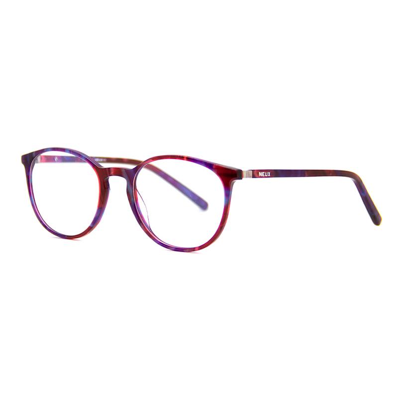 NX1766 - Tortoise Rojo & Azul