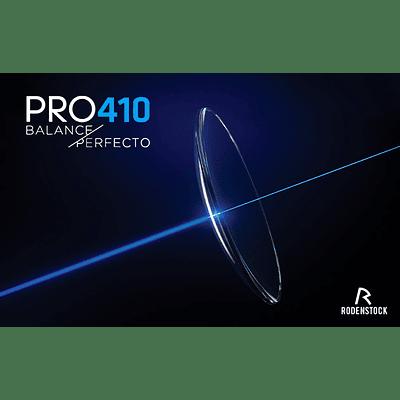 PRO410 ® / Descanso