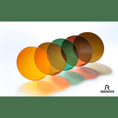 Filtro UV Teñido Ambar