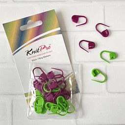 Marcadores de Puntos Knit Pro
