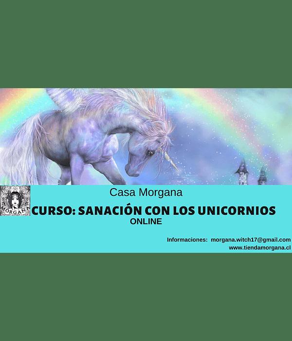 Sanación con los Unicornios