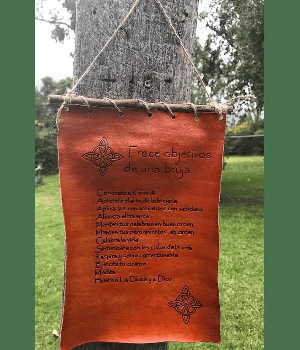 Trece Objetivos de una Bruja
