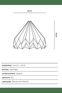 Pantalla Hikaru (Reversible)