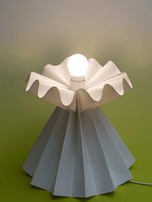 Lámpara  Wave Mesa