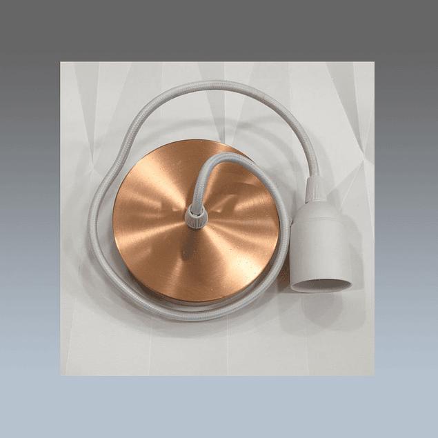 Sistema eléctrico cobre
