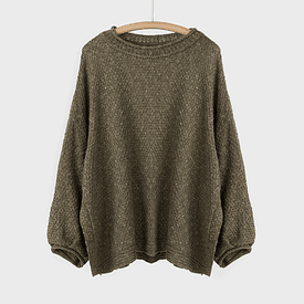 SWEATER RICE OLIVA