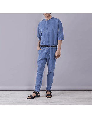 OVEROL FOG DENIM