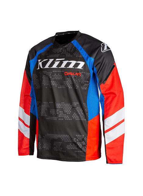 KLIM JERSEY DAKAR RED-ROCK