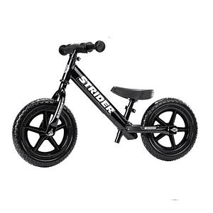 Strider 12 Sport Negra – Bicicleta Balance Sin Pedal