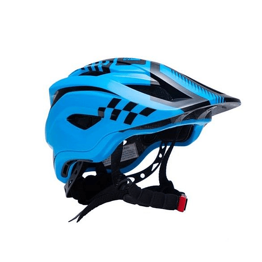 Strider ST-R Casco Integral Talla XS Fullface Desmontable Blanco - Image 4