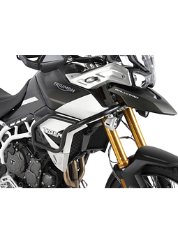 HEPCO&BECKER DEFENSA DE TANQUE TIGER 900 RALLY/GT/PRO NEGRA