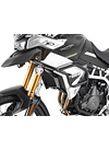 HEPCO&BECKER DEFENSA DE TANQUE TIGER 900 RALLY/GT/PRO NEGRA