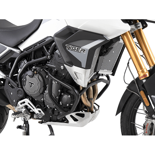 HEPCO&BECKER DEFENSA DE MOTOR TIGER 900 RALLY/GT/PRO INOX - Image 3