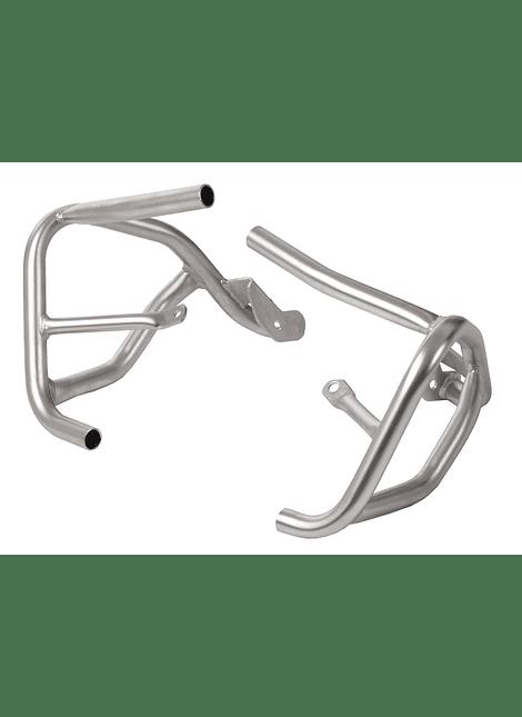 HEPCO & BECKER DEFENSA DE MOTOR TIGER 900 RALLY/GT/PRO INOX