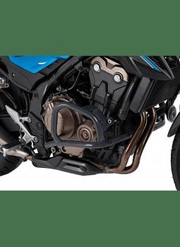 HEPCO & BECKER DEFENSA MOTOR NEGRA HONDA CB 500 X