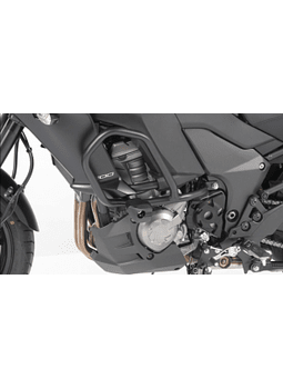 HEPCO & BECKER DEFENSA MOTOR NEGRA KAWASAKI VERSYS 1000 (2015-2018)
