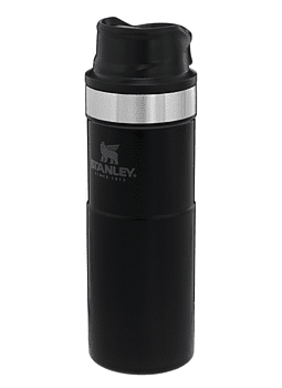 STANLEY TRAVEL MUG | 473 ML BLACK