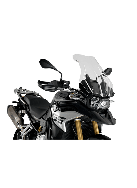 PUIG PARABRISAS TOURING PLUS BMW F850GS TRANSPARENTE