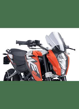 PUIG PARABRISAS KTM DUKE 125 / 200 HUMO