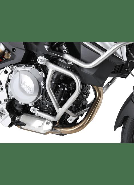 HEPCO & BECKER DEFENSA MOTOR BMW F 750/850 GS (2018-) INOX