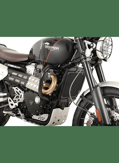 HEPCO & BECKER DEFENSA MOTOR TRIUMPH SCRAMBLER 1200 XE (2019) NEGRO