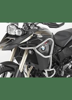 HEPCO & BECKER DEFENSA TANQUE BMW F 800 GS ADV (2013-2018)  INOX