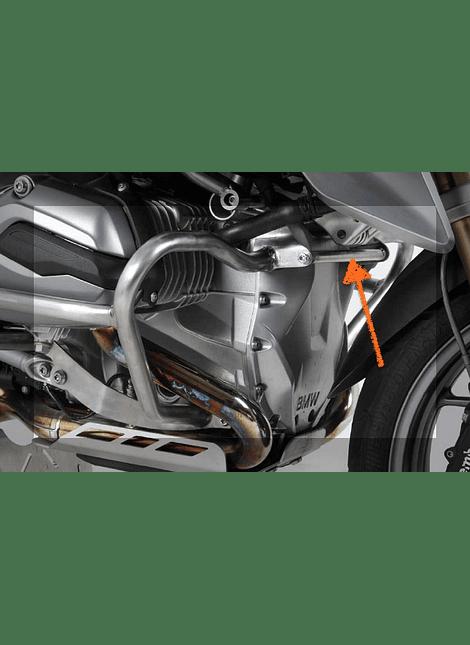 HEPCO & BECKER DEFENSA DE MOTOR BMW R1200GS LC INOX