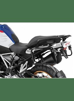 HEPCO & BECKER ANCLAJE MALETAS LATERALES NEGRO  BMW R1250/R1200 LC