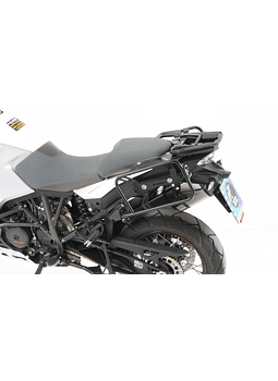 HEPCO & BECKER ANCLAJE MALETAS LATERALES NEGRO KTM 1290 SUPER ADVENTURE (2015-2020)