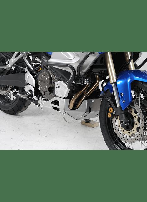 HEPCO & BECKER DEFENSA DE MOTOR - NEGRA YAMAHA XT 1200 Z / ZE SUPER TÉNÉRÉ (2010-2020)