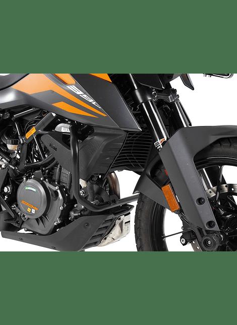HEPCO & BECKER DEFENSA DE MOTOR NEGRA KTM 390 ADVENTURE (2020-)
