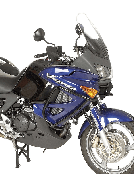 HEPCO & BECKER DEFENSA DE MOTOR NEGRA HONDA XL 1000 V VARADERO (2003-2011)