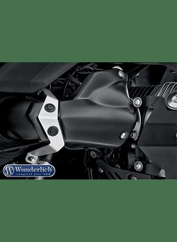 WUNDERLICH PROTECTOR DE INYECTORES BMW R1200 GS/ADV - NEGRO